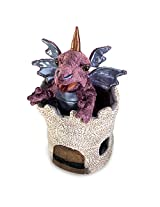 Folkmanis Dragon in Turret Hand Puppet