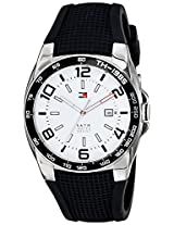 Tommy Hilfiger Analog White Dial Men's Watch - TH1790884J