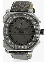 Metalhead 3102Sl01 Grey Analog Watch Fastrack