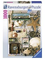 Ravensburger Puzzles Maritime Souvenirs, Multi Color (1000 Pieces)