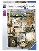 Ravensburger Puzzles Maritime Souvenirs, Multi Color (1000 Pieces)