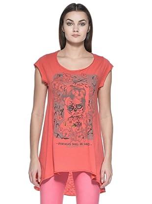 Zu Element Camiseta Greensleeves (Rojo)