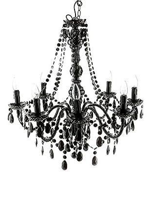 Contemporary Living Lámpara De Araña Jewel Negro