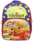Pooh School Bag Wtp With Tigger, Multi Color (16-inch)
