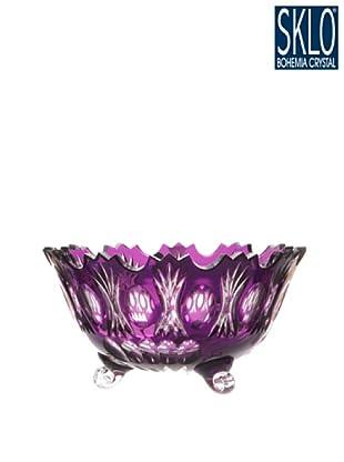 Cristal de Bohemia Centro Dandelion