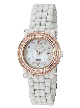 STÜRLING ORIGINAL 955.12E4W7 - Reloj de Señora movimiento de cuarzo con brazalete cerámica