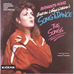 Song & Dance: The Songs - Original Broadway Cast Recording