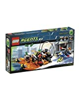 LEGO Agents River Heist (8968)