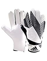 Adidas Pred Yp Rm GoalKeeper Gloves, Size 6 (White/Night Blue/Multicolor)