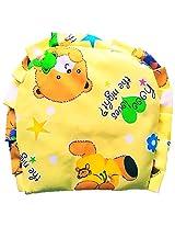 Stuff Jam Advance baby Rai Seed Filling Pillow - Yellow