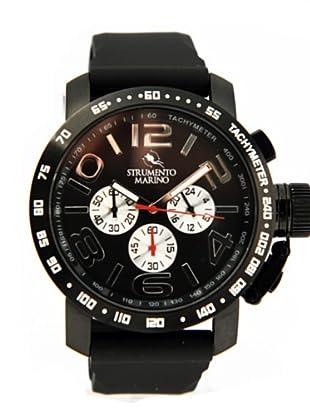 Strumento Marino Reloj negro