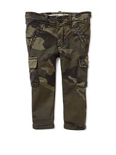 Joe's Jeans Baby Girl's Skinny Cargo Pant (Camo Storm)