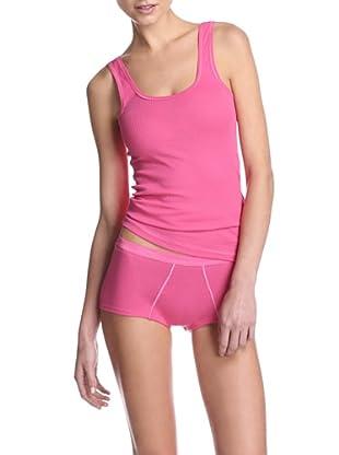 Cosabella Women's Costina Camisole (Miami Pink)