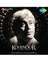 Kohinoor Padma Vibhushan - Ustad Amjad Ali Khan