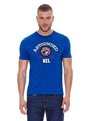 Astounded Camiseta Oklahoma (Azul)