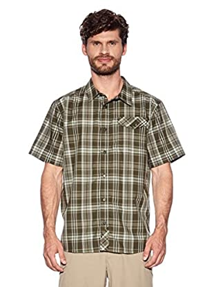 Mountain Hardwear Camisa Kotter (Verde Oliva)