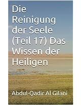 Die Reinigung der Seele (Teil 17) Das Wissen der Heiligen (Die Reinigung der Seele 1-41) (German Edition)
