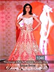 Bollywood Anarkali Dress Of Shilpa Shetty