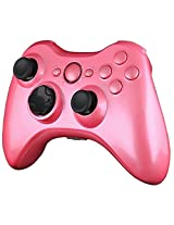 Mod Freakz Xbox 360 Controller Shell/Buttons Full Set Polished Glossy Pink
