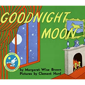 Goodnight Moon Board Book 60th Anniversary Edition