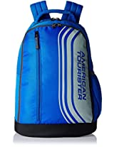 American Tourister Casper Blue Casual Backpack (Casper Bacpack 06_8901836135343)