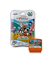 V-Tech V.Smile Smartridge Cartridge In Mickey Mouse Clubhouse