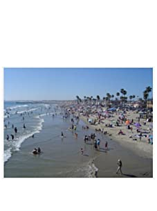 Thom Felicia-Southern Califonia Beach