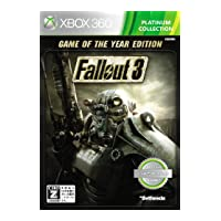 Fallout3 GAME OF THE YEAR EDITION(xbox360)