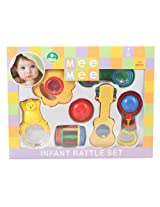 Mee Mee Infant Rattle Set MM-701