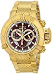 Invicta Men's 5405 Subaqua Noma III Collection Gold-Tone Chronograph Watch