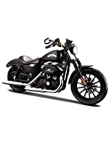Maisto Harley Davidson 2014 Sportster Iron 883 1:12 Die-Cast Toy Bike Model