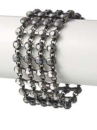 Fragments Crystal 4-Row Bracelet