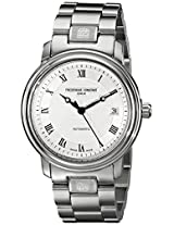 Frederique Constant Men's FC-303MC3P6B Classics Automatic Black Roman Numerals Dial Watch