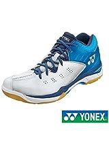 Yonex Power Cushion Comfort Tour Badminton Shoes, UK 7 (Blue)