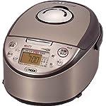 TIGER IH炊飯ジャー<炊きたて>(5.5合炊き)ブラウン JKJ-G100T&#8221; style=&#8221;border: none;&#8221; /></a>IH炊飯ジャー <strong>TIGER 炊きたて JKJ-G100</strong>。<br />  TIGER 炊きたて JKJ-G100は、130℃の高加熱「剛火IH」 で 釜の底から側面から、釜全体を強火で包み込んで加熱し、芯からふっくら炊き上げます。110~115℃の高温蒸らしで、お米のα化を促進し、本来の甘み (旨み)を引き出します。すぐれた発熱性をもつ「銅」を2層取り入れた5層構造の内釜に、土鍋素材をコーティング。遠赤効果を高め、水分をお米一粒一粒までムラなく均一に広げて、ふっくらと粘りのあるご飯に炊き上げる、沸騰時のきめ細かな泡立ちを実現しました。<br />  香ばしいおこげをつくることができる、「おこげ選択」は白米、炊き込みで、発酵や焼き上げが選べてふっくらパンを焼ける「パン焼きメニュー」、ビーフシチューなどの火加減の難しい煮込み調理もお手のもの!「調理メニュー」など、ご飯を炊かない日も、お料理に活用ができます。</p> <p><script type=