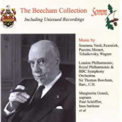 Beecham Collection: Operatic &amp; Orchestral Excerpts