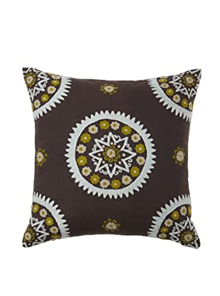 Better Living Medallion Pillow (Charcoal)
