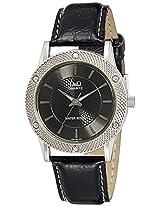Q&Q Analog Brown Dial Men's Watch - Q668J302Y