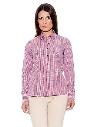 Caramelo Camisa Sport (Burdeos)