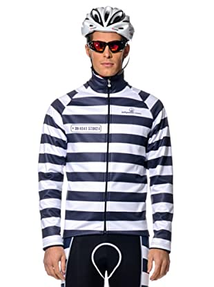 Jollywear Chaqueta Térmica Windtex Alcatraz (blanco/negro)