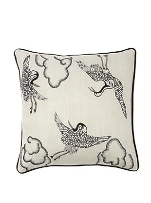 Better Living Crane Pillow (Ivory)