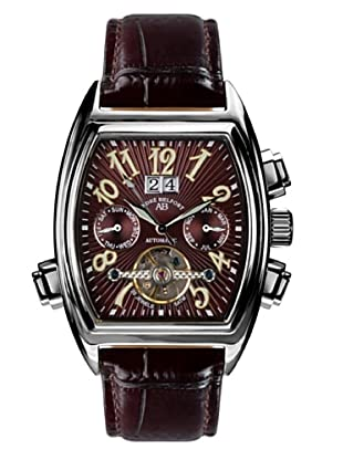 André Belfort Reloj automático Royale Date Marrón 38  mm