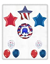 Republican Party Balloon Decoration Kit