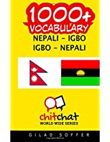 1000+ Nepali-igbo Igbo-nepali Vocabulary