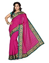 BHAGALPURI SILK Party wear De Marca 159 A Saree