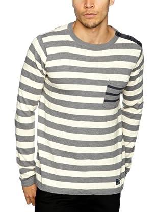 Cottonfield Sweatshirt (creme/grau)