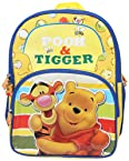 Pooh School Bag WTP With Tigger, Multi Color (14-inch)