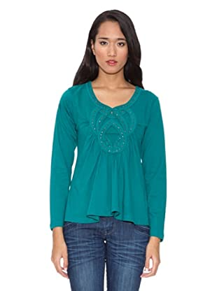 Mahal Camiseta Lion (Azul)