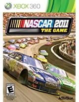 NASCAR The Game 2011-Xbox 360