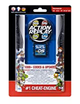 Datel Nintendo 3DS/DSi XL/DSi/DS Lite Action Replay Cheat System (Blue)